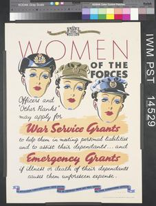 Women of the Forces
