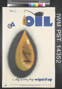 Oil - Wipe it up