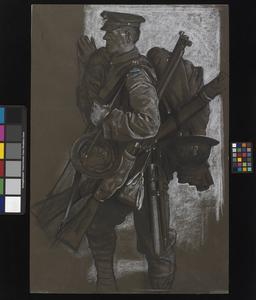 A Lancashire Fusilier