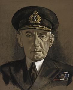 Admiral Sir Dudley Pound GCB GCVO