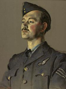 Sergeant A C Woodley