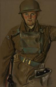 Paratrooper C Cockcroft