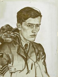 Flight Sergeant R W Gellard, DFM