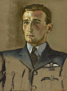 Squadron Leader S G Wise DFC