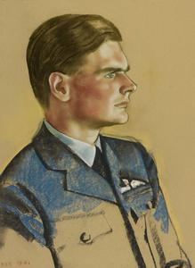 Squadron Leader P A Womersley DFC