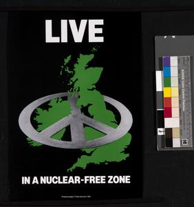 Live in a nuclear-free zone