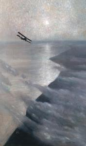 The Defence of London against Gothas : with a DH4 on night patrol work over the South-East Coast