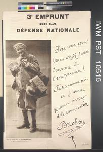 Troisième Emprunt de la Défense Nationale [Third National Defence Loan]
