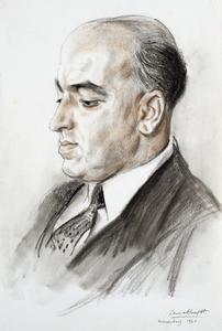 The Rt Hon Sir David Maxwell Fyfe, KC, Nuremberg, 1946
