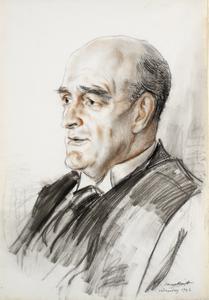 Lord Justice Lawrence, Nuremberg, 1946