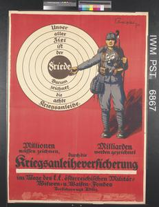 Kriegsanleiheversicherung [War Loan Insurance]