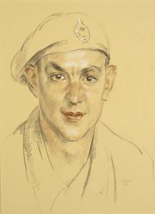 Lance-Corporal W Drury : 40 Battalion, RTR