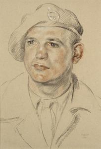 Captain J L Lumby : 40 Battalion, RTR