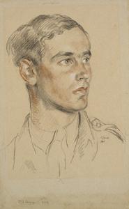 2nd Lieutenant J P A Strange : 40 Battalion, RTR