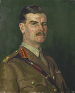 Lieutenant-General A E Nye, CB, MC