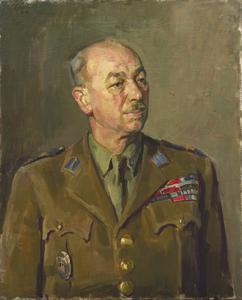 Generale de Division Milorad M Radovitch