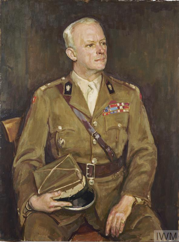 General Bronislaw Regulski, CB