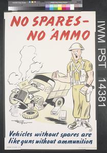 No Spares - No 'Ammo