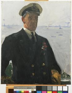 Admiral Sir Cecil Burney, GCMG, KCB, Commander-in-Chief, Coast Of Scotland, 1917