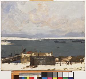 Longhope, 1917. Orkney