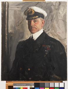 Admiral Sir James Startin, KCB, AM, RNR