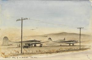Fortresses taking off from Massicault, North Africa