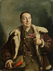 Field-Marshal The Viscount Alexander of Tunis, GCB, CSI, DS, MC