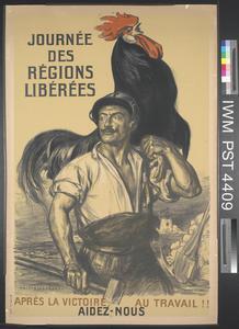 Journée Des Régions Libérées [Liberated Regions Day]
