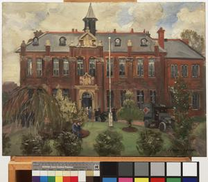 The BRCS Hospital at the Episcopal Modern Schools, Exeter
