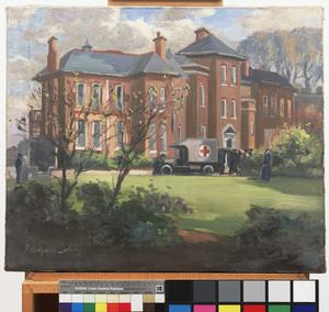 The Auxiliary Hospital, Children's House, Exeter Workhouse