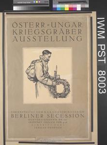 Oesterreichische-Ungarische Kriegsgräber Ausstellung [Austro-Hungarian War Graves Exhibition]