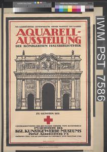 Aquarellausstellung [Watercolour Exhibition]