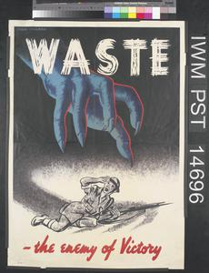 Waste - The Enemy of Victory
