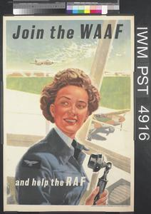Join the WAAF