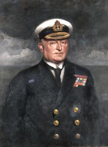 Admiral Sir T H M Jerram, GCMG, KCB, 1920