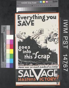 Everything You Save Goes into this 'Scrap'