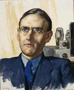 Professor P I Dee, OBE, FRS : Superintendent, Telecommunications Research Establishment, Ministry of Aircraft Production, 1939- 45