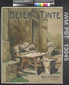 Beyer Tinte [Beyer Ink]