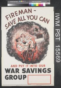 Fireman - Save All You Can