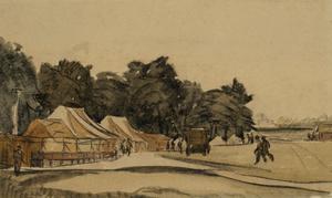 N.A.A.F.I. Tents
