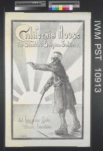 California House for Disabled Belgian Soldiers