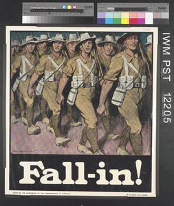 Fall-in!