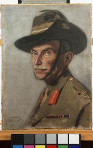 Lieutenant-General Sir H G Chauvel, KCB, KCMG, 1918