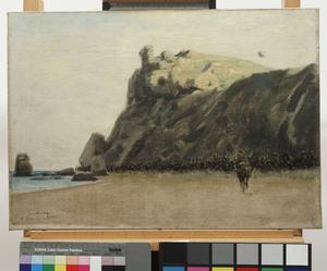 Arsuf : the cavalry dash along the sea coast on the morning of the 19th September 1918