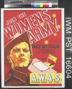 Join the Women's Army