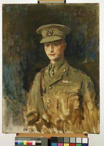 Commander D M W Beak, VC, DSO, MC, RNVR : 1918