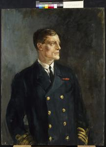 Captain M E Nasmith, VC, RN : 1918