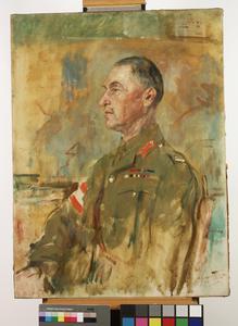 Major-General Sir C D Shute, KCB, CMG : 1918