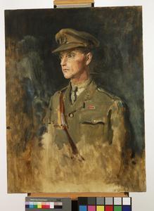 Commander W M Le C Egerton, DSO, RNVR : 1918