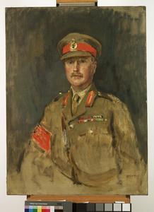Major-General C E Lawrie, CB, CMG, DSO : 1918